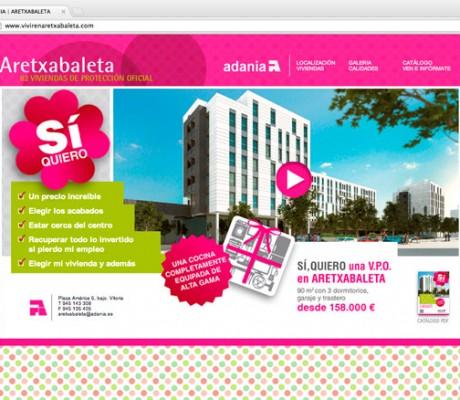 Adania – Aretxabaleta