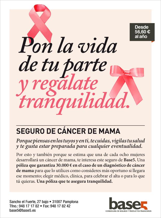 Base 5 Seguro de cáncer de mama